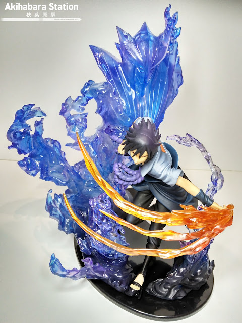Review del Figuarts Zero Uchiha Sasuke y Uchiha Itachi 絆 kizuna (Relation) de Naruto Shippuden - Tamashii Nations