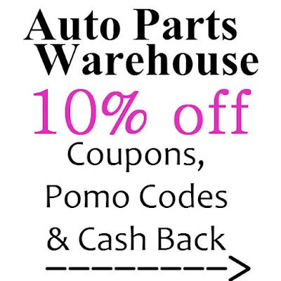 Auto Parts Warehouse Coupons January 2016, February 2016