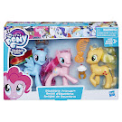 MLP Equestria Friends Applejack Brushable Pony