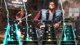 Guitar Hero 6 Warriors of Rock (X-BOX360) 2010