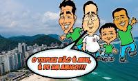Promoção BandFM Triplex do Ronco no Guarujá