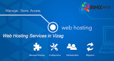 Web Hosting Services in Visakhapatnam