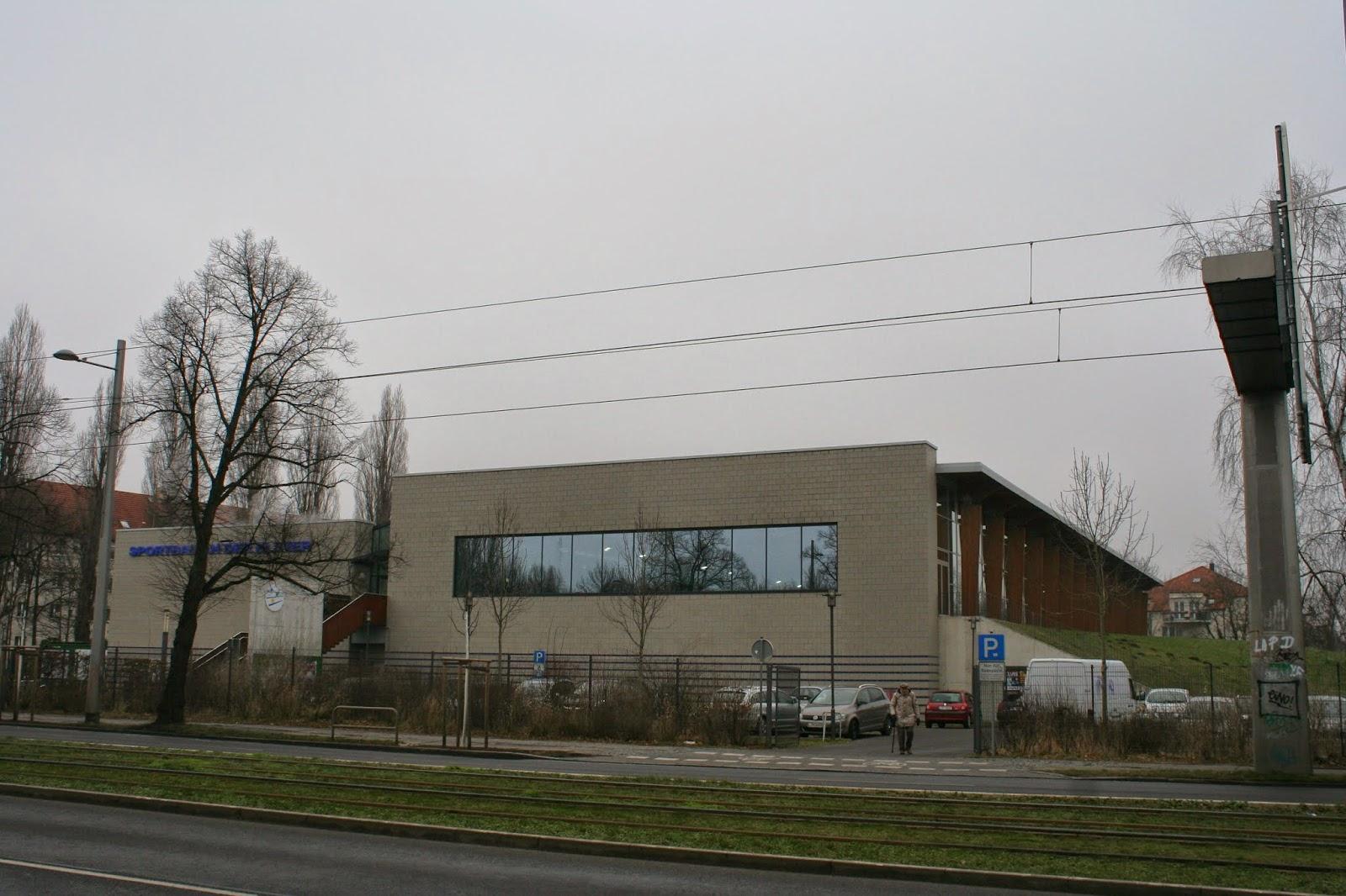Sportbad an der Elster - Leipzig-Days