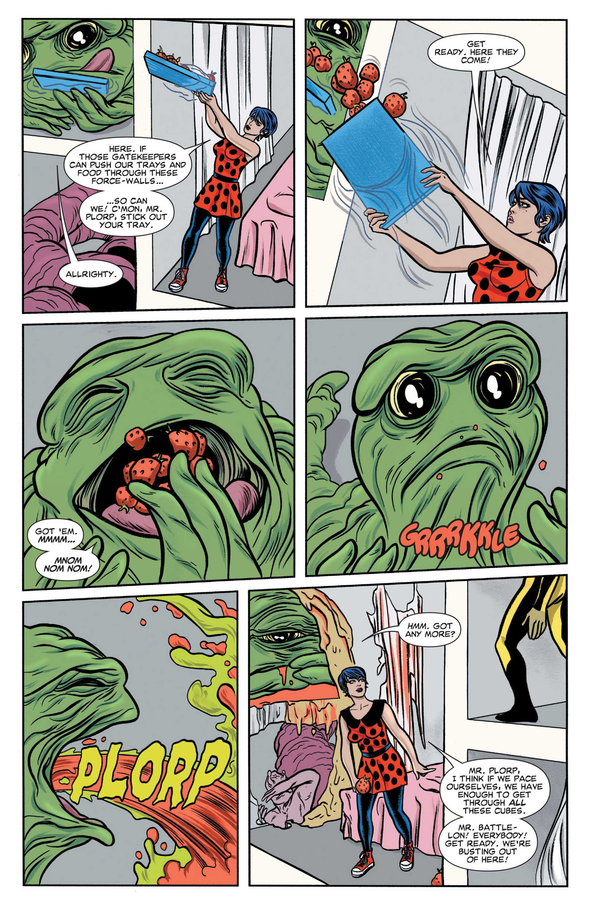 Read online Silver Surfer (2014) comic -  Issue #2 - 8