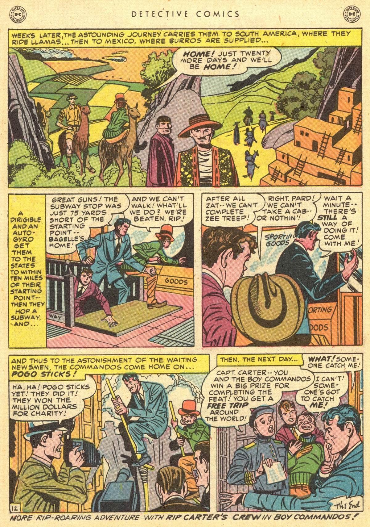 Read online Detective Comics (1937) comic -  Issue #150 - 47