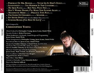 Sinister Song - Sinister Music - Sinister Soundtrack - Sinister Score