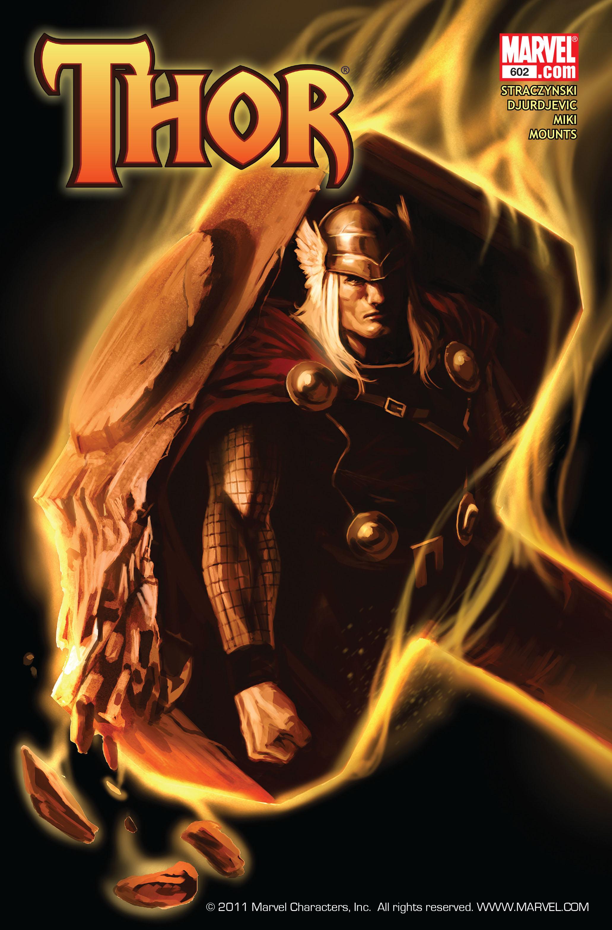 Thor (2007) Issue #602 #15 - English 1