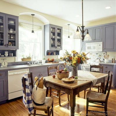 Filipino Kitchen with Time and Solid Surface  Classic