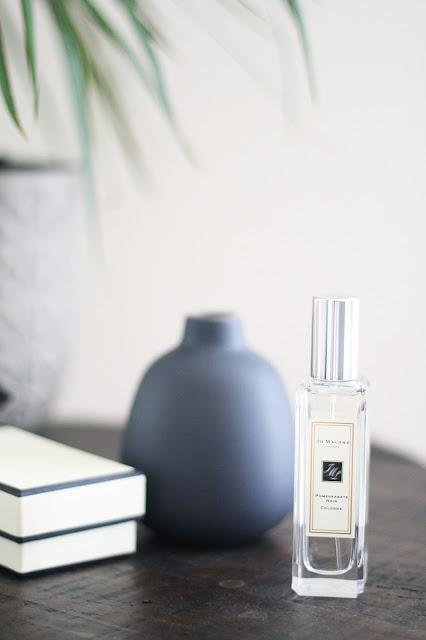 Jo Malone, pomegranate noir cologne, perfume, sephora, beauty, beauty blogger
