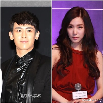 Nichkhun and tiffany dating pictures for instagram
