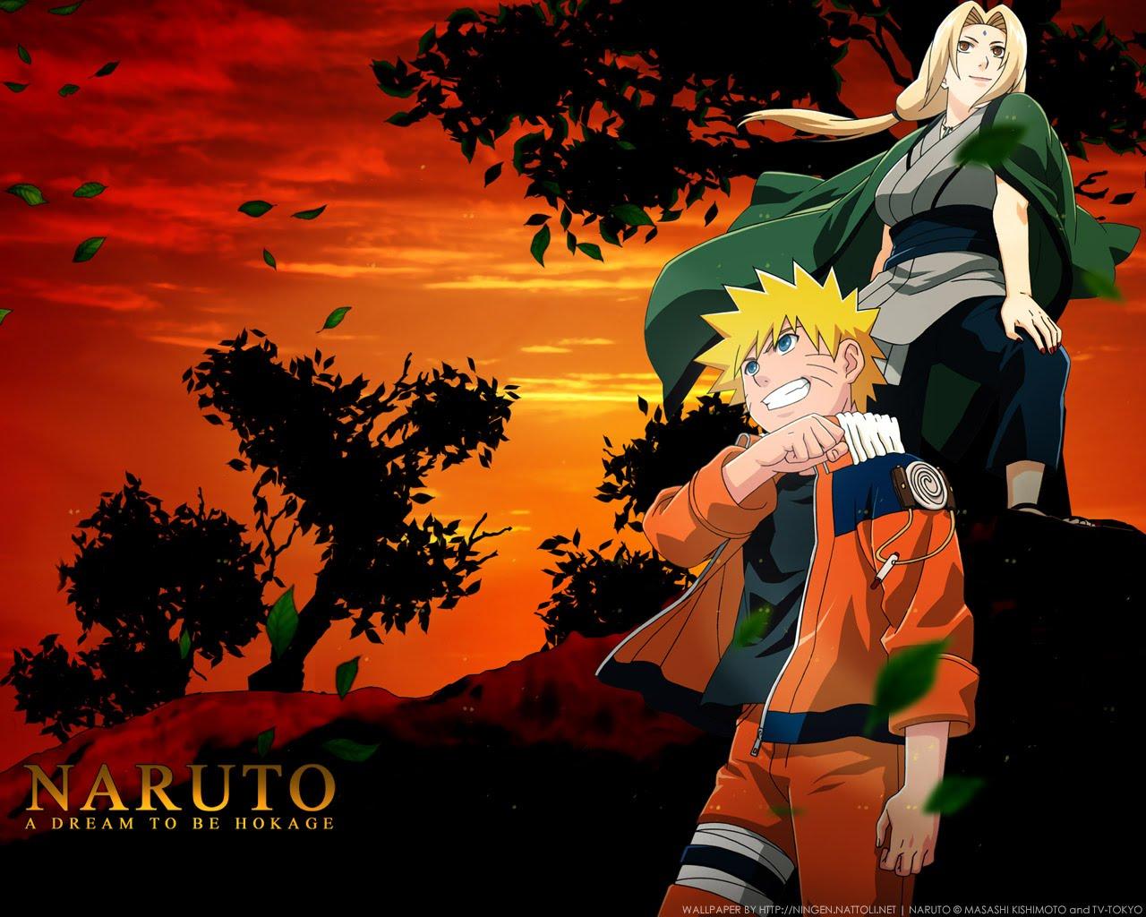 3d Wallpapers: Naruto Wallpaper