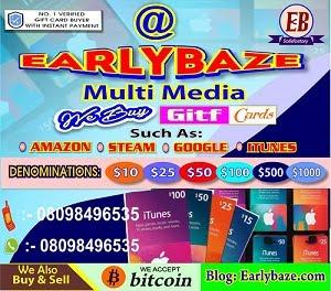 EARLYBAZE SERVICES
