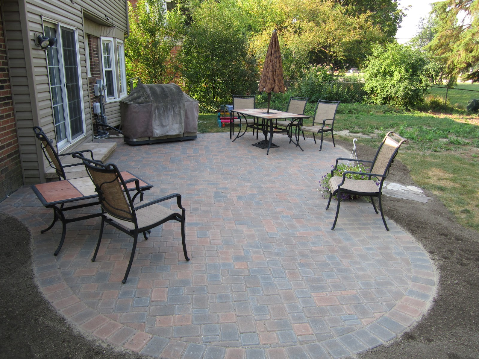 Valley Stamped Concrete