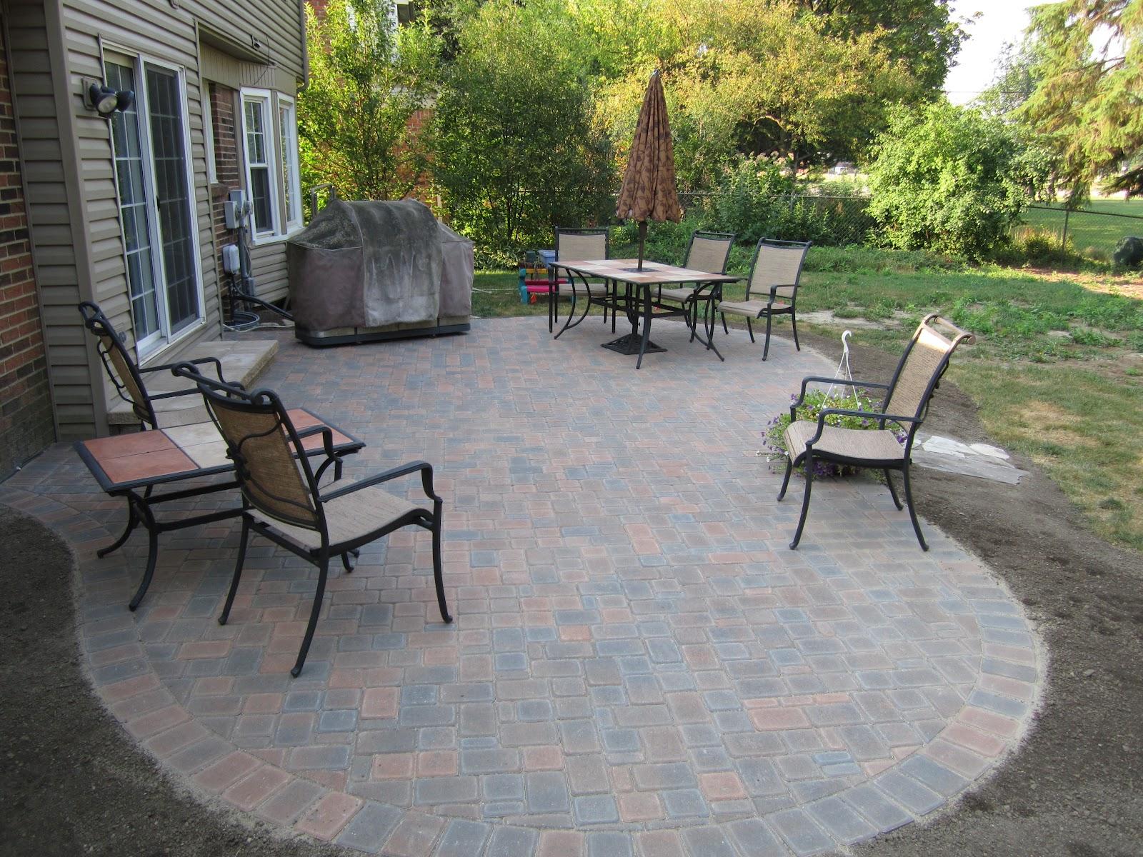 Brick Pavers,Canton,Ann Arbor,Plymouth,Patio,Patios,Repair ... on Brick Paver Patio Designs  id=11255