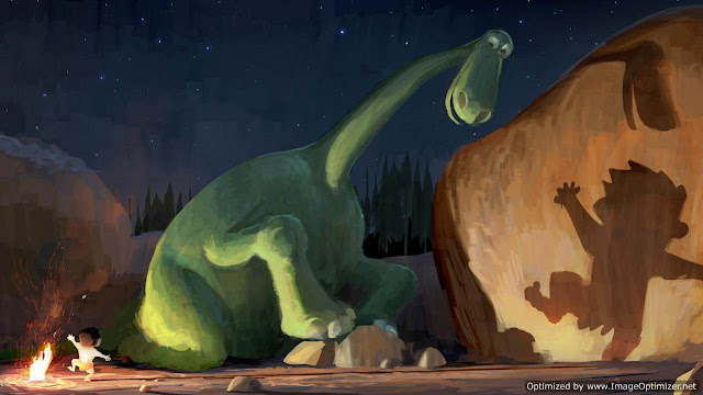 The Good Dinosaur Download HD Wallpapers