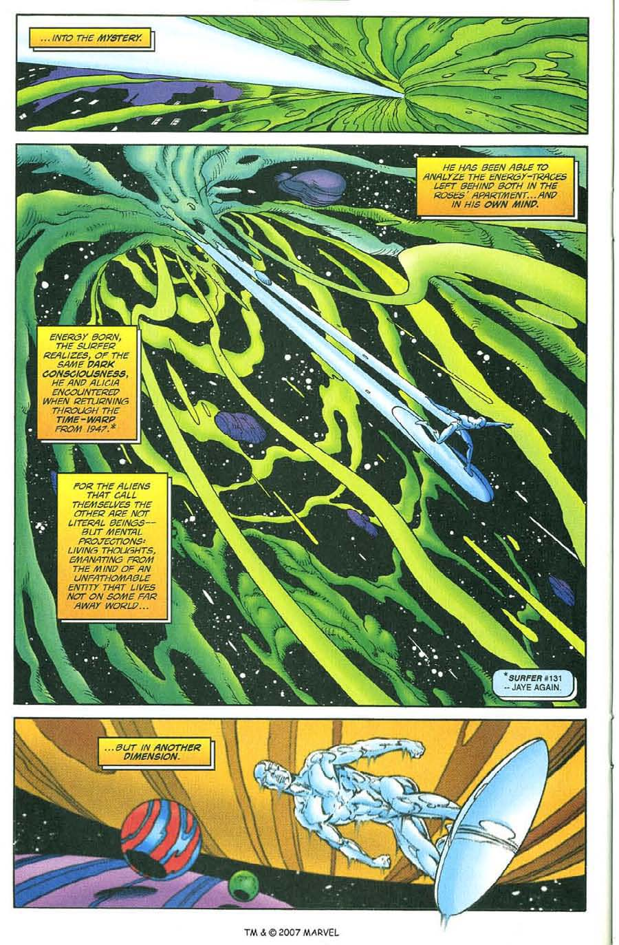 Read online Silver Surfer (1987) comic -  Issue #134 - 26