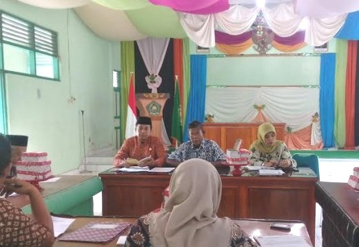 H. Rakhmat Zaenal, Jadi Ketua Badan Wakaf Indonesia Kab.Kep. Selayar
