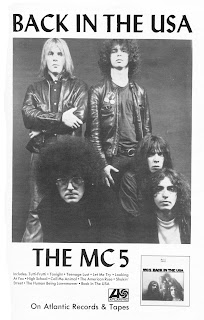 The MC5's Back In The USA