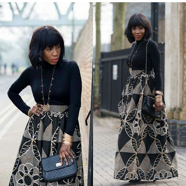 8d7c2a40df4dd Top Ten Beautiful French Lace Aso Ebi Styles For Ladies
