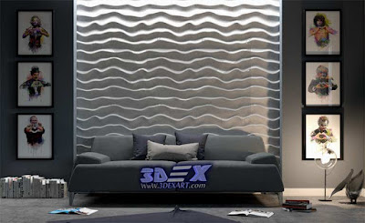 3d Gypsum Wall Panels, 3d Plaster Wall Panels Design, Decorative Wall Panel  Art Walls
