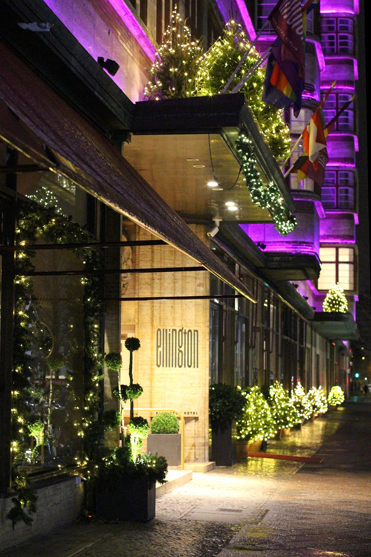 Christmas at Ellington Hotel, Berlin - travel & lifestyle blog