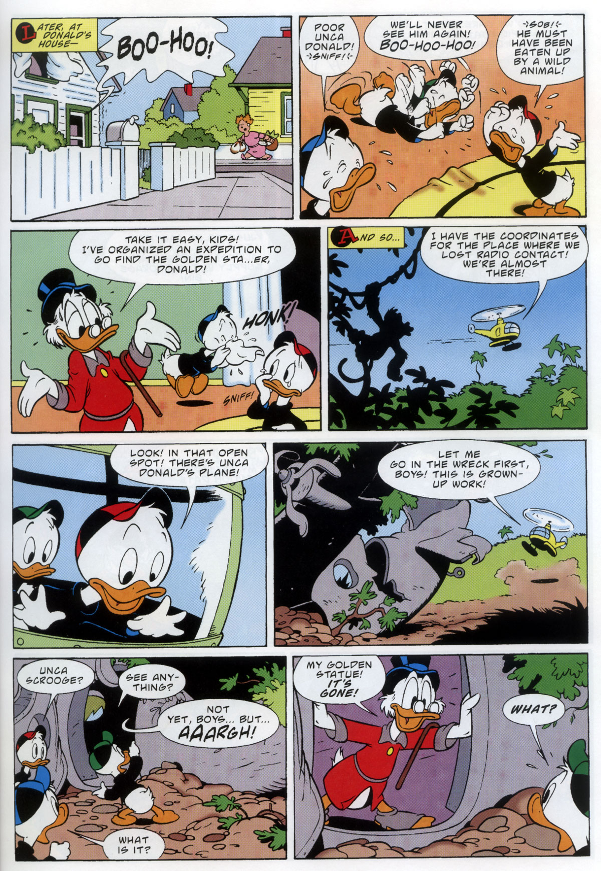 Read online Uncle Scrooge (1953) comic -  Issue #333 - 37