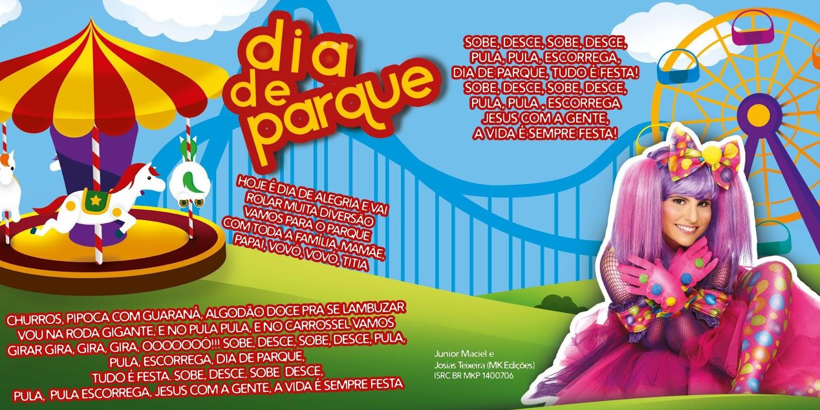 Aline Barros Aline Barros & Cia 2 encarte: aline barros - aline barros & cia - tim-tim por tim