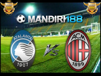 AGEN BOLA - Prediksi Atalanta vs AC Milan 14 Mei 2017
