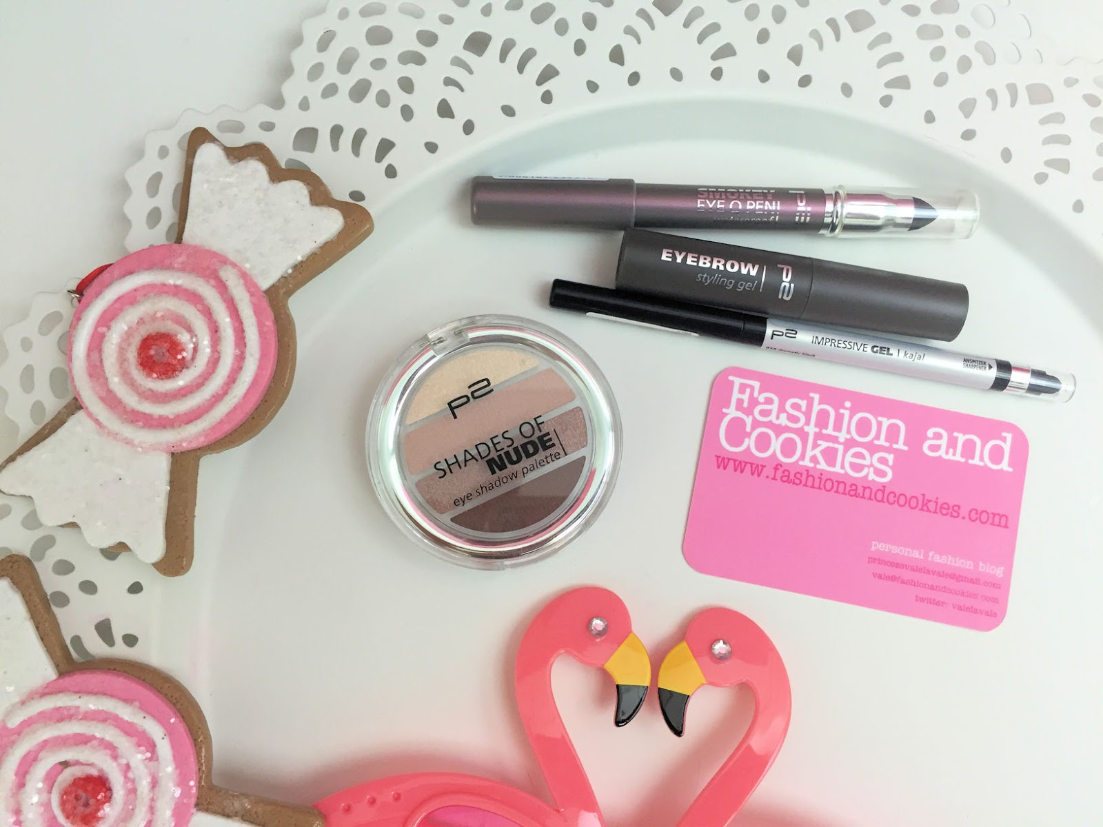 p2 Cosmetics makeup low cost review palette ombretti shades of nude Fashion and Cookies beauty blog, beauty blogger