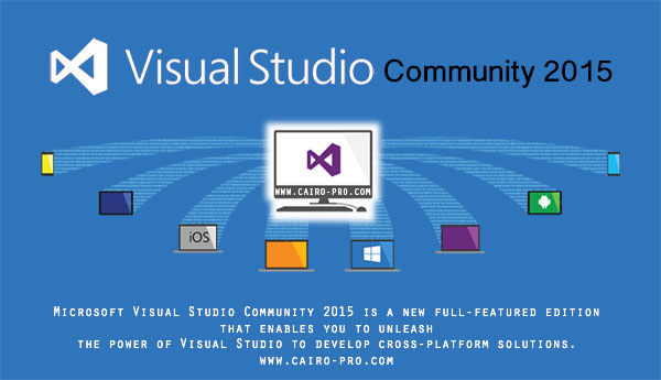 Download Microsoft Visual Studio Community