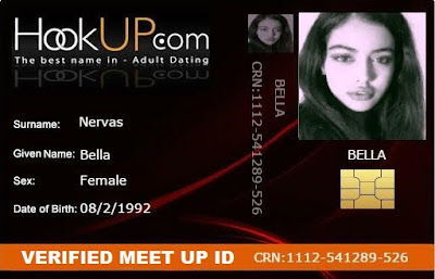 hook up id verification