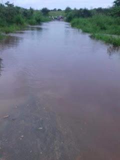 Moradores de Barra de Antas,Chã de Barra e Nova Vivência ficam sem acesso por causa das fortes chuvas! Veja fotos!
