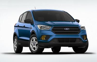 Cars: Ford Escape S model