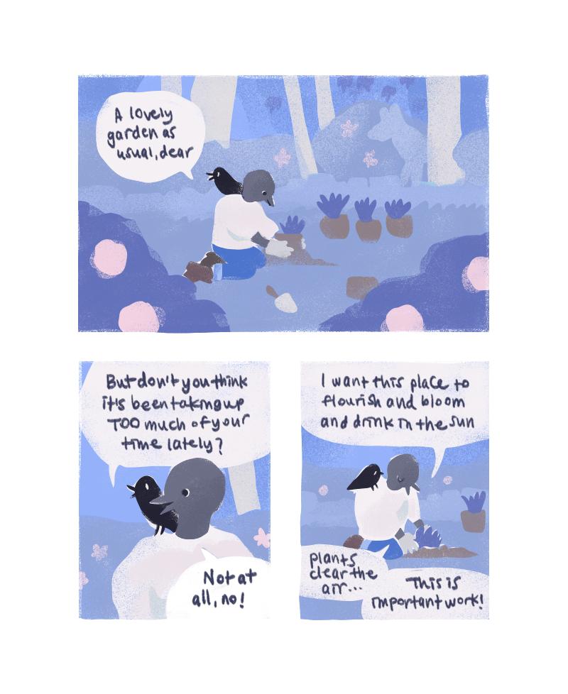 buy three comic page 1