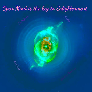 Awareness and enlightenment starts the moment the ego and  reprogram  ideas are let go.