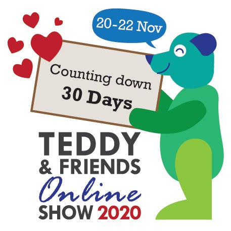Singapore Teddy & Friends Online-Show 2020