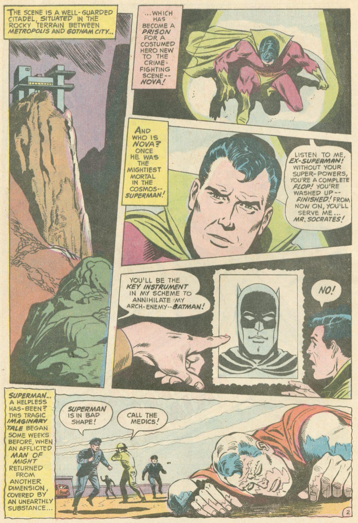 Read online World's Finest Comics comic -  Issue #180 - 4