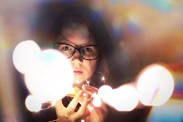Brandon Woelfel Fairy Lights Colour Dark Light Instagram Tutorial Panasonic 3