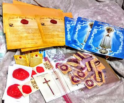 ❖ COMUNICATO: Ai crociati e credenti dei Messaggi di Gesù all'Umanità, cioè del Libro della Verità.