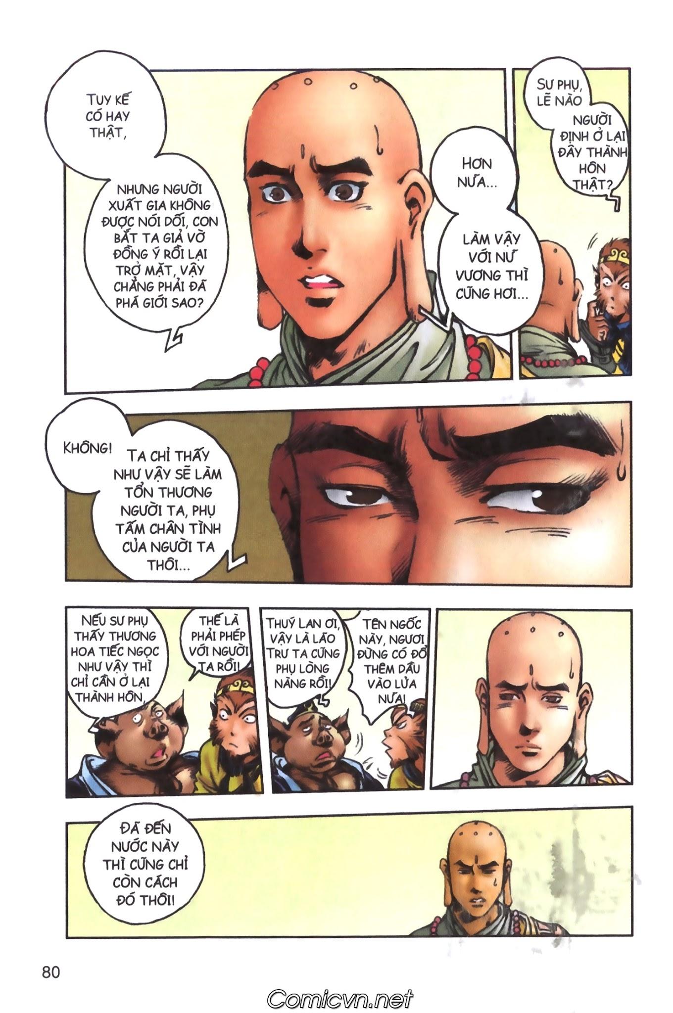 Tây Du Ký màu - Chapter 98 - Pic 11