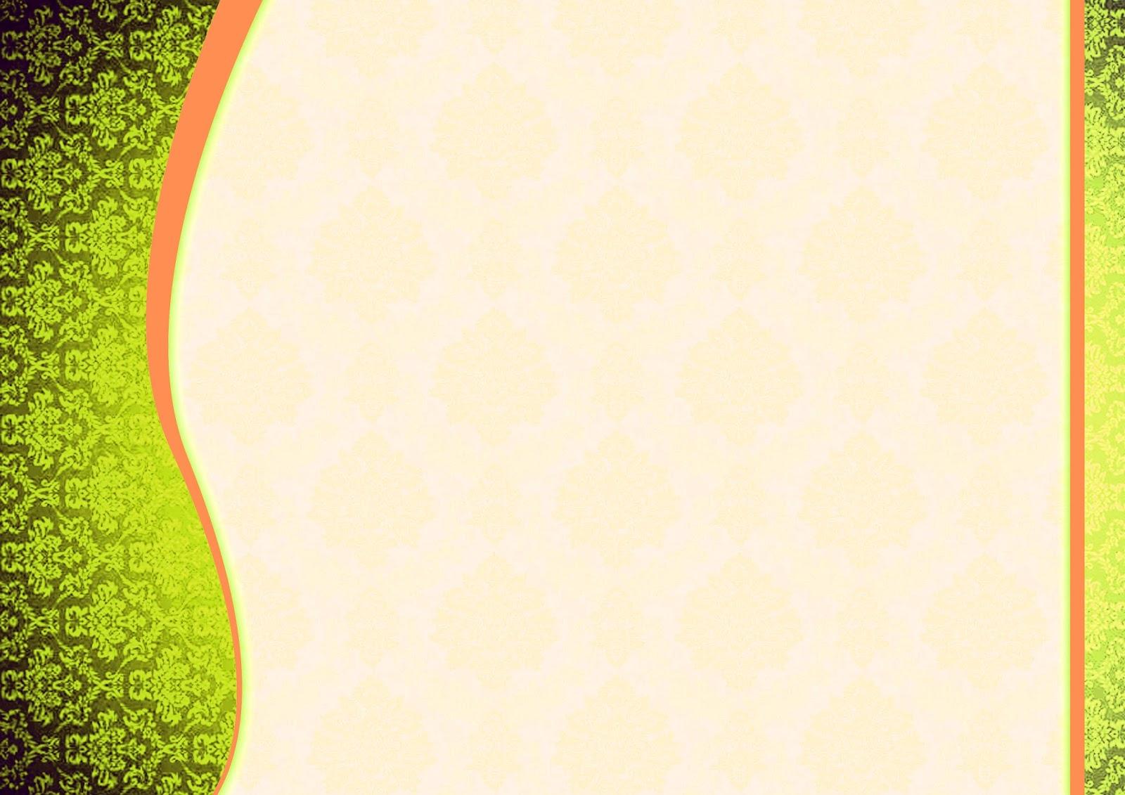 Kumpulan Desain Background Sertifikat Keren Nuansa Batik