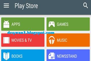 aplikasi android di play store