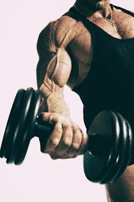 4 نصائح لبناء العضلات!