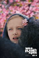 War for the Planet of the Apes Movie Poster 4