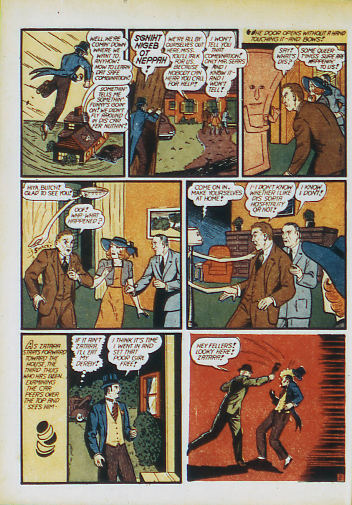 Action Comics (1938) 45 Page 57