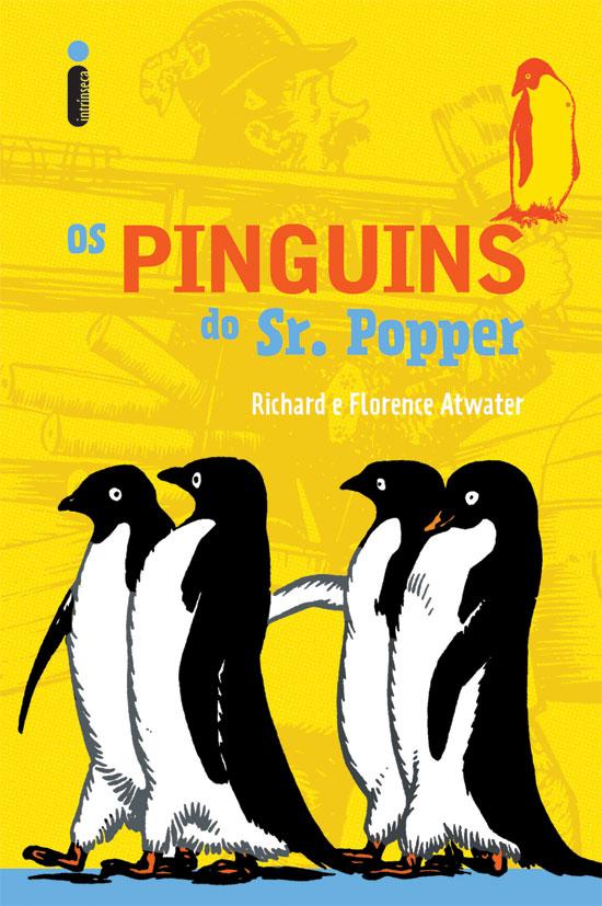 Resultado de imagem para Os pinguins do Sr.Popper livro