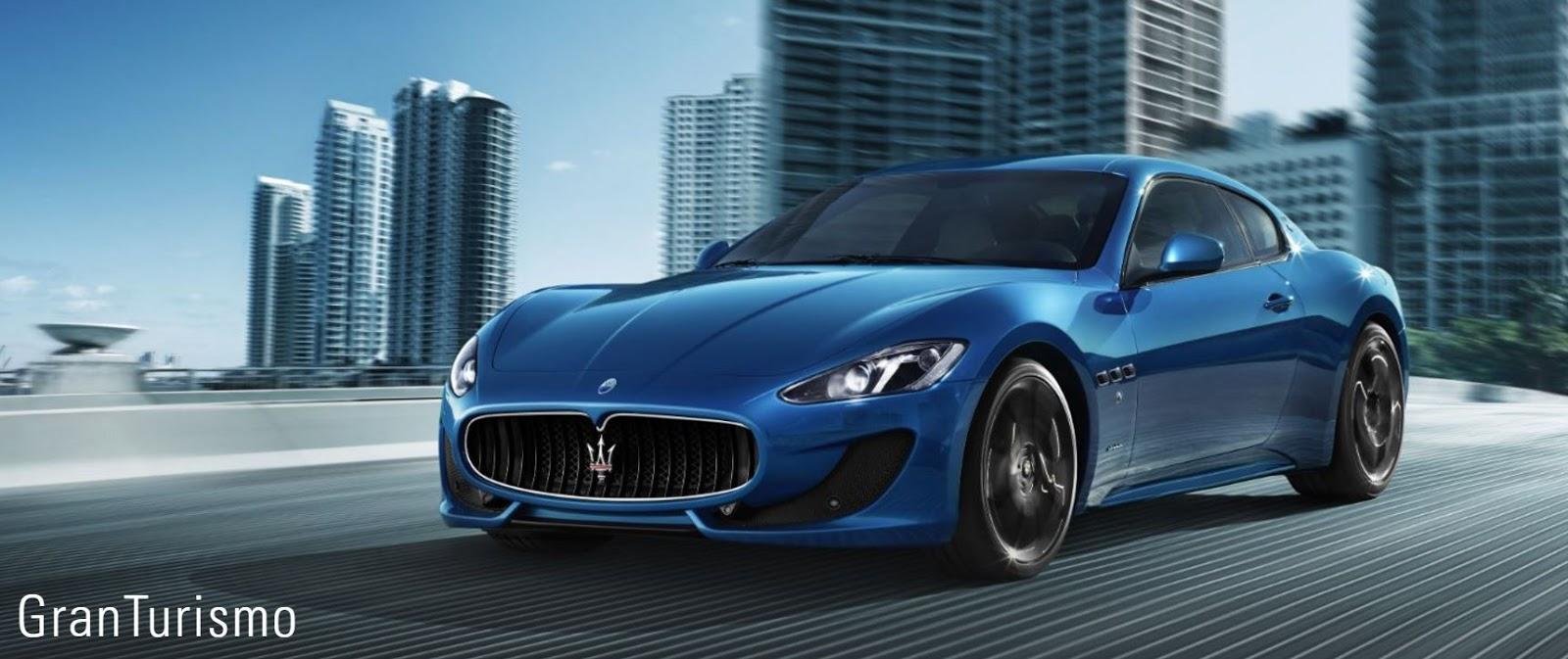 Maserati Gran Turismo | Dimensioni - Bagagliaio - Peso | Tutte le Misure