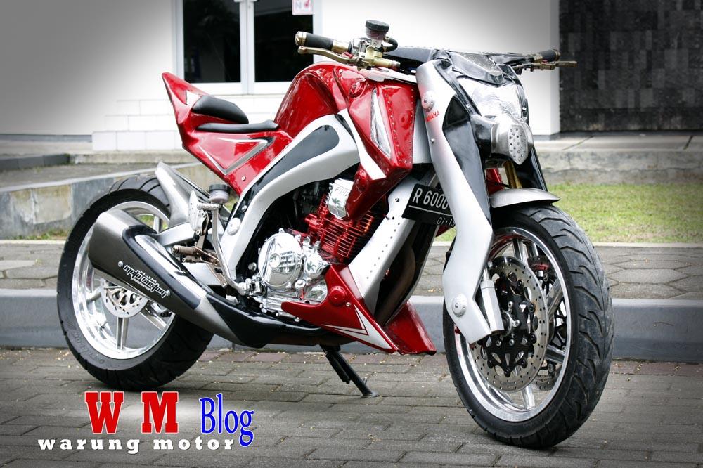 Modifikasi Yamaha Scorpio Z Modifikasi Yamaha Scorpio
