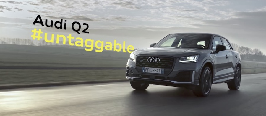 Canzone Audi Pubblicità Q2, Spot Ottobre 2017
