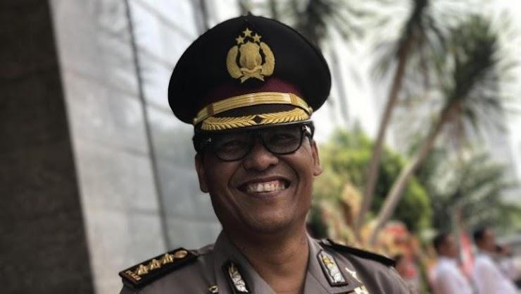 Polisi yang Kawal Aksi 299 Dilarang Bawa Senjata Api